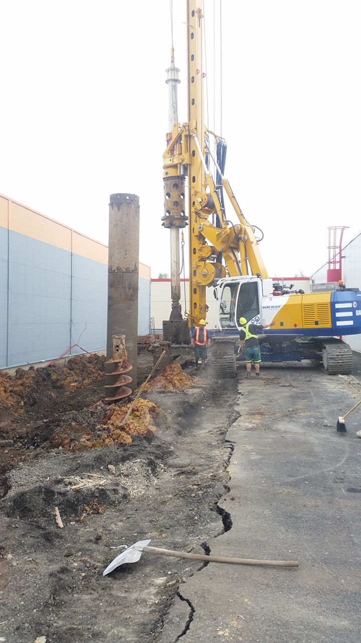 Přestavba a přístavba jednotky JYSK